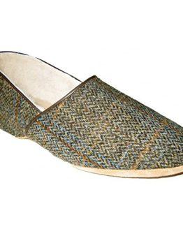 Buy Mens Tweed Slippers Online That British Tweed Company
