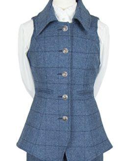 Great-Scot-Reiver-Waistcoat-Lossie-Blue-Tweed-0