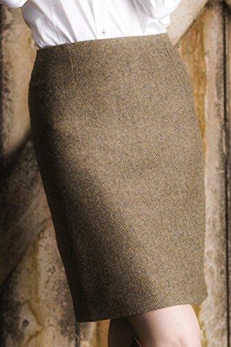 Great Scot Tailored Tweed Short Skirt Windsor Tweed
