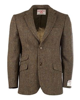 Harris-Tweed-Mens-Classic-Two-Button-Jacket-0