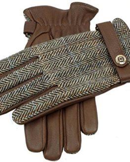 HavanaGrouseBeige-Dunmore-Harris-Tweed-and-Deerskin-Leather-Gloves-by-Dents-0