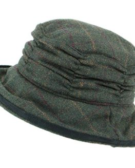 Hawkins-Ladies-Wool-Tweed-Cloche-Hat-0