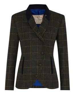 Jack-Murphy-WomensLadies-Beth-British-Tweed-Country-Jacket-0