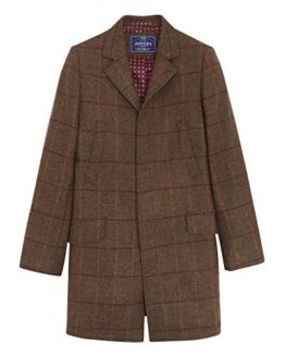 Joules-The-Top-Tweed-Mens-Coat-V-0
