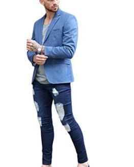 Mens-Cavani-Designer-Blazer-Slim-Fit-Wool-Mix-Tweed-Herringbone-Smart-Formal-Dinner-Coat-Jacket-5-Styles-0