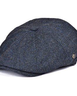 VOBOOM-Winter-8-Panel-Wool-Tweed-newsboy-Gatsby-IVY-Cap-Golf-Cabbie-Driving-Hat-0