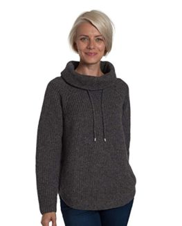 Woolovers-Womens-Lambswool-Roll-Neck-Side-Button-Jumper-0