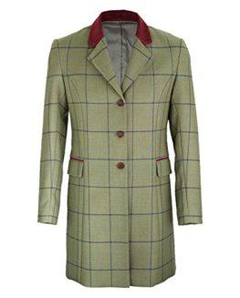 York-Ladies-Tweed-Coat-Green-107-0