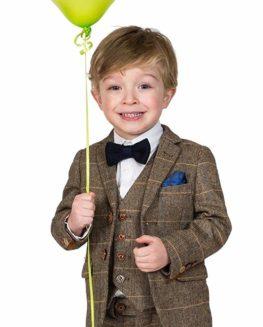 Childrens Tweed Fashion