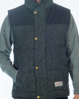 Mens Tweed Gilets
