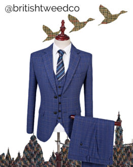6825af287be6 Buy Mens Tweed Suits Online - That British Tweed Company