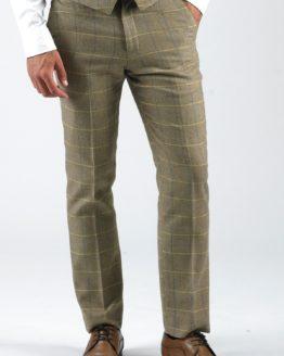 Mens Tweed Trousers