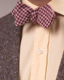 Tweed Bowties