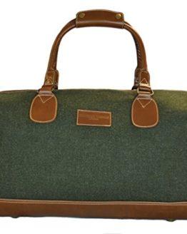 229736b9193e Green Tweed weekend holdall ...