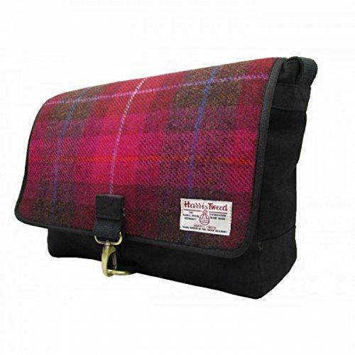 06e580de32e2 Harris Tweed Mens Authentic Premium Shoulder Strap Despatch Bag