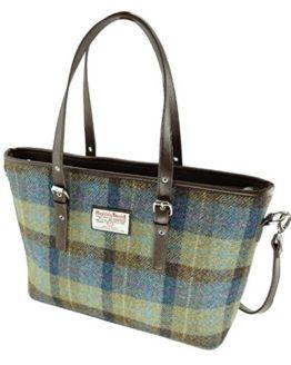 1f9f74ba834 Ladies Authentic 100% Harris Tweed Large Spey Tote Bag – LB1028
