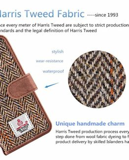 iphone 8 harris tweed case