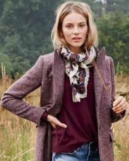 Womens Tweed Tops & T-Shirts