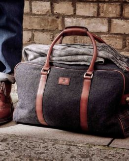 Mens / Unisex Tweed Bags