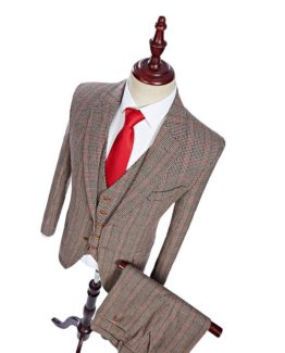 Womens Made to Measure Tweed Suits